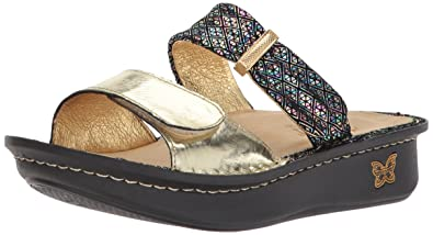 Alegria Womens Karmen Diamonds Forever Sandal - 35