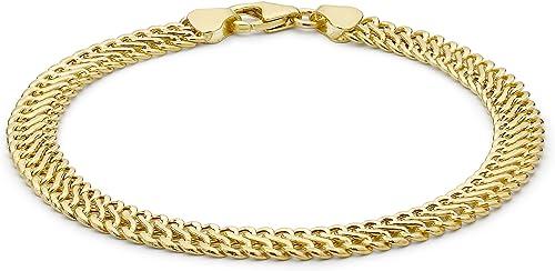 Carissima Gold - Bracelet - Femme - Or Jaune 375/1000 (9 Cts) 2.6 Gr