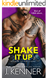 Shake It Up: Landon and Taylor (Man of the Month Book 8)