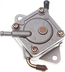 Holdwell Vacuum Fuel Pump Gas Pump for Kawasaki Mule 500 520 550 49040-2067