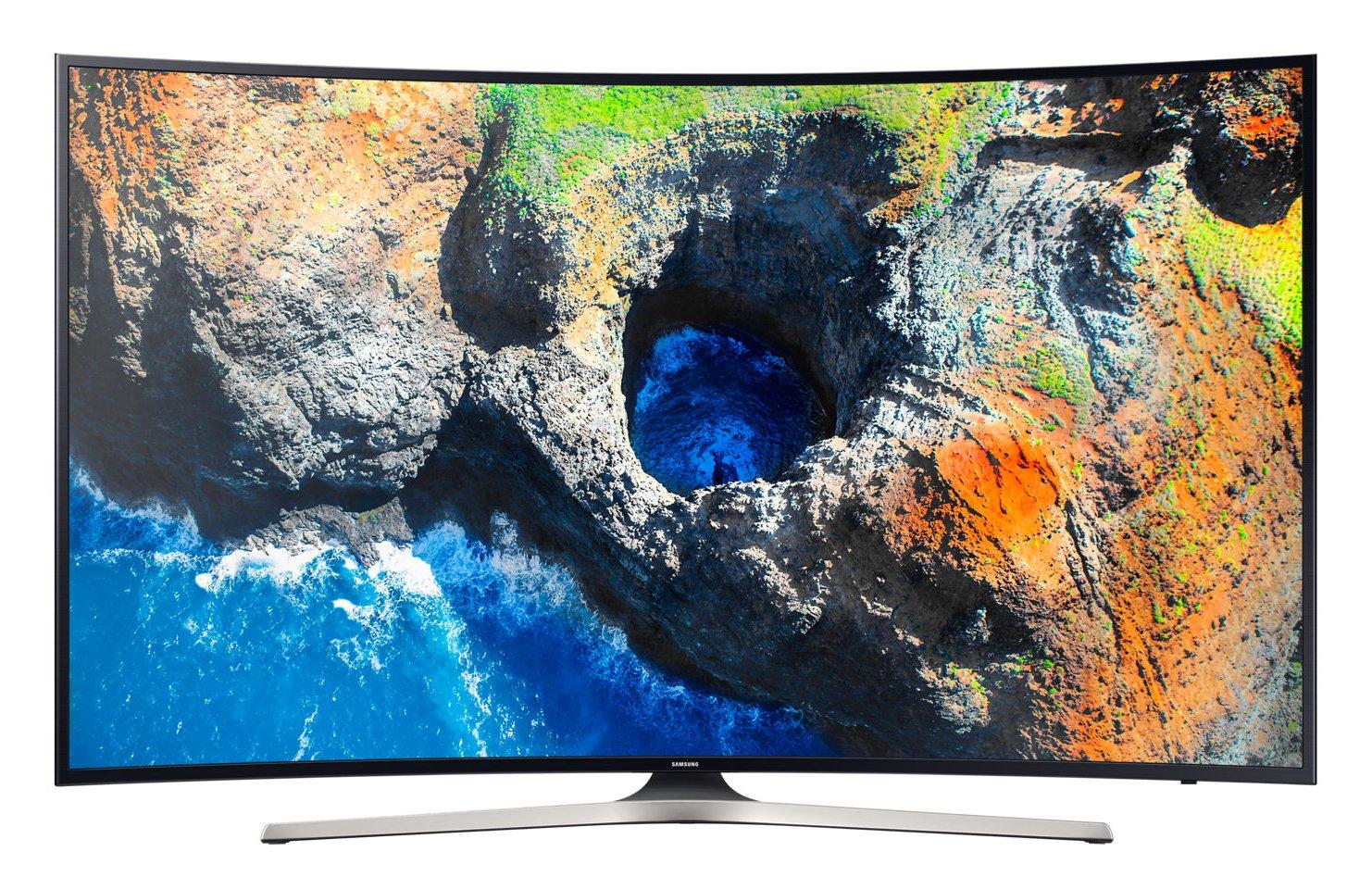 """Samsung UE49MU6292UXXH 49"""" 4K Ultra HD Smart TV Wi-Fi"""