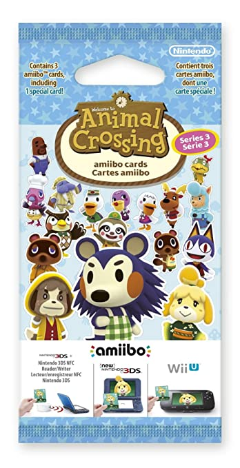 246 opinioni per Nintendo 3DS: Carte Amiibo Animal Crossing Serie 3