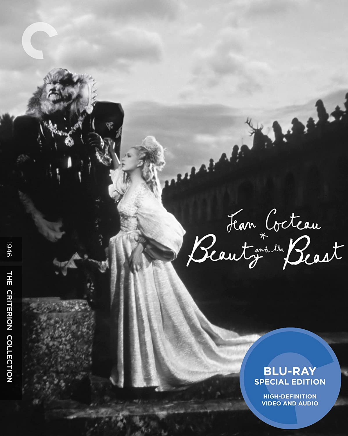 Beauty and the Beast (The Criterion Collection) [Blu-ray] Josette Day Jean Marais Jean Cocteau 17522063
