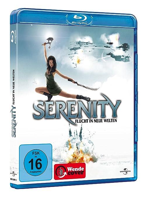 Serenity - Flucht in neue Welten [Alemania] [Blu-ray]: Amazon.es