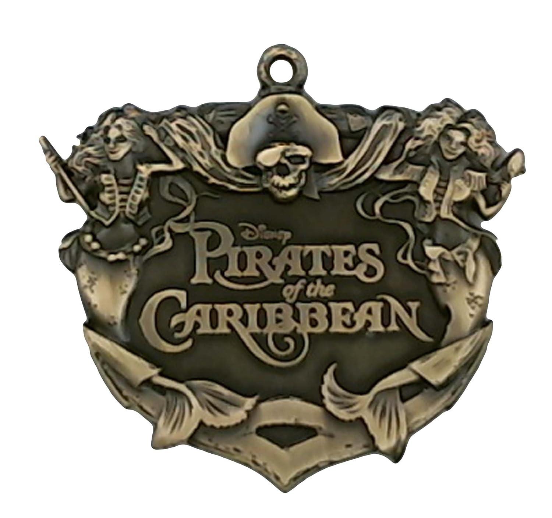 Disney Pin - Pirates of the Caribbean - Anchor