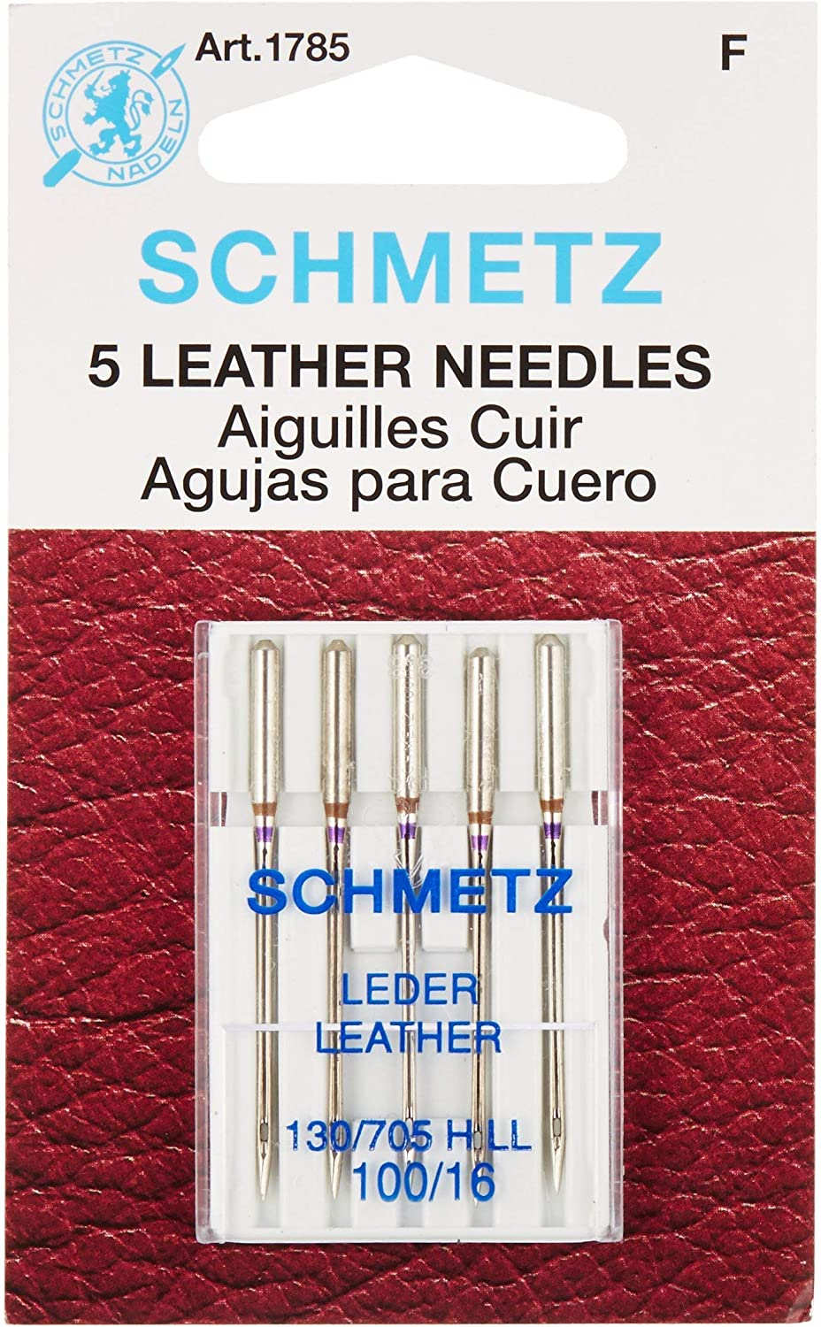 1 Pack Leather Machine Needles