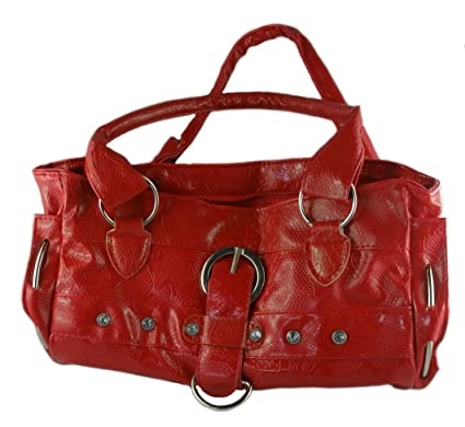 f6abc2db15 Graycy Cat Women's Top-Handle Bag red red UK One Size: Amazon.co.uk ...