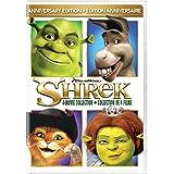 Shrek 1-4 Collection (Bilingual)