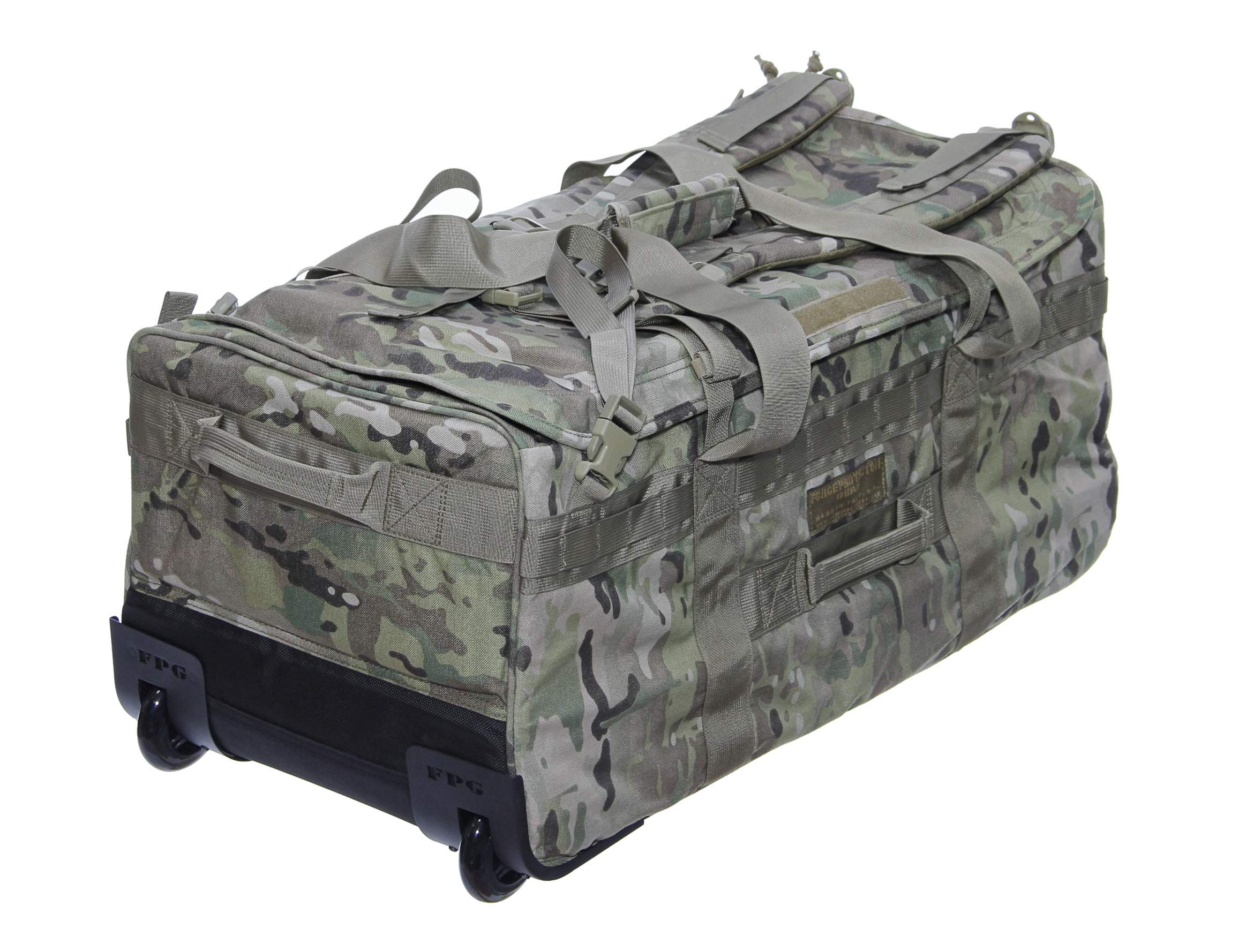 ForceProtector Gear Collapsible Deployer Loadout Bag (Multicam)