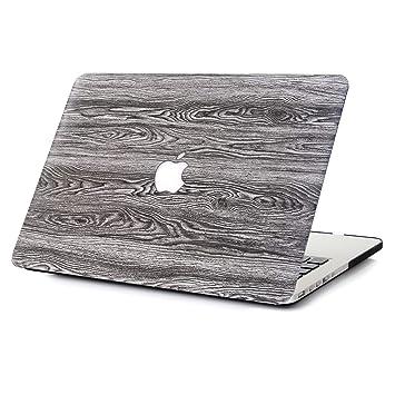 AOGGY Funda MacBook Pro 13 Modelo A1502 / A1425, (Versión 2015/2014/2013/fin 2012), Ultra Delgado Carcasa Rígida Protector de Plástico Cubierta para ...