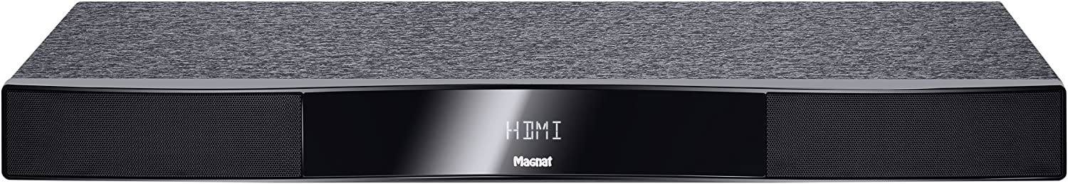 Magnat Sounddeck Productos elektonik 171150 Cine en casa con subwoofer Integrado, Bluetooth y HDMI, Color Negro