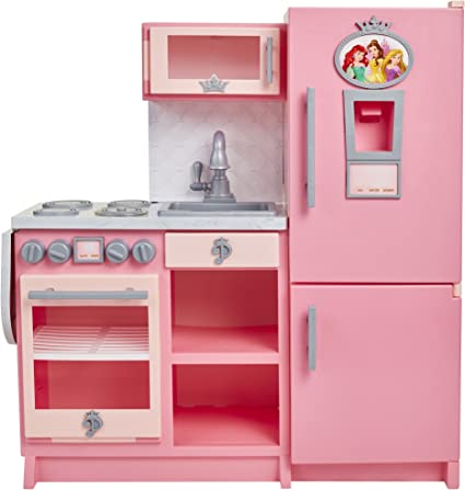 Amazon Com Disney Princess Style Collection Gourmet Kitchen Toys Games