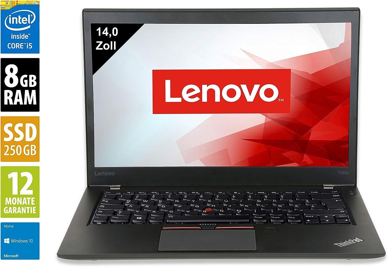 Lenovo Thinkpad T460 14 0 Zoll Core I5 6300u 2 4 Computer Zubehör