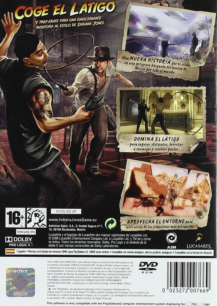 Indiana Jones Y El Cetro De Los Reyes  Amazon.es  Videojuegos d807d3f5f78
