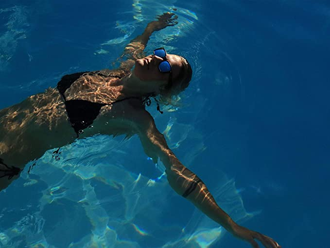 c6257a97fd0 Amazon.com  Waves Gear Floating Polarized Sunglasses