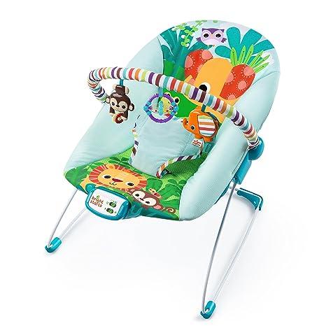 a17aed801 Bright Starts Bouncer Safari Surprise: Amazon.com.mx: Bebé