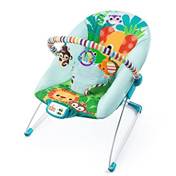 Baby Bouncer Bright Starts Seat Vibration