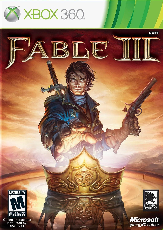 Amazon.com: Fable III - Xbox 360: Microsoft Corporation: Video Games