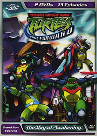Teenage Mutant Ninja Turtles: Day of Awakening - 1 USA DVD ...
