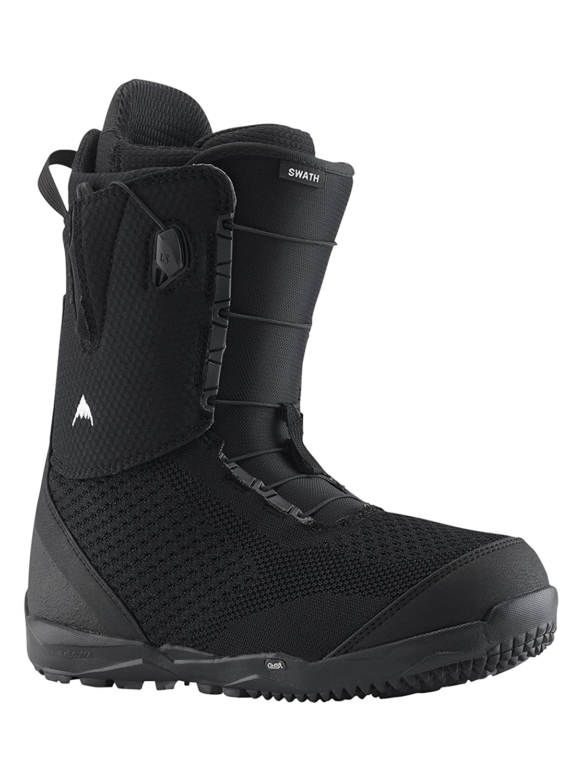 Burton(バートン) スノーボード ブーツ メンズ SWATH 2018-19年モデル 26~27.5cmスノボ スピードゾーン レース B07FGJ973F 26cm|BLACK BLACK 26cm