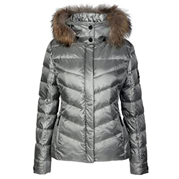 b89e49697b2f Bogner Fire + Ice Women s Outdoor Ski Jacket Sally2 D Silver