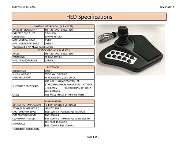 Amazon Ruffy Controls Hed Series Desktop Ip Camera Controller