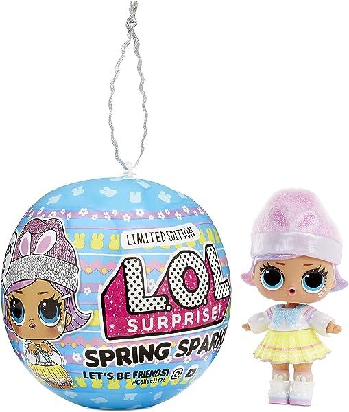 L.O.L. Surprise! Spring Sparkle – Bunny Hun
