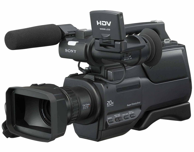 amazon com sony hvr hd1000u minidv 1080i high definition camcorder rh amazon com Sony HDR HC1 Sony Digital Camcorder