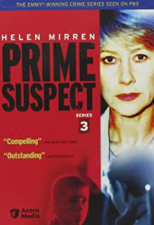 Amazon com: Prime Suspect 1: Helen Mirren, John Benfield, Tom Bell