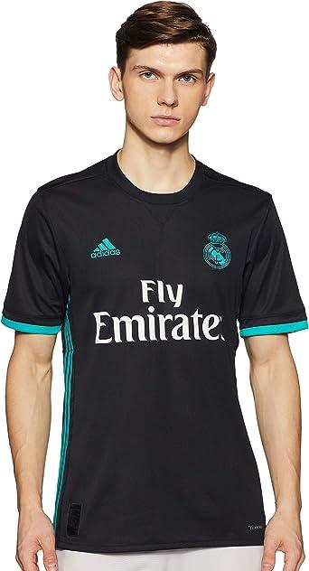 adidas Real A JSY 2nd Kit Real Madrid 2017-2018 - Camiseta Hombre: Amazon.es: Ropa y accesorios