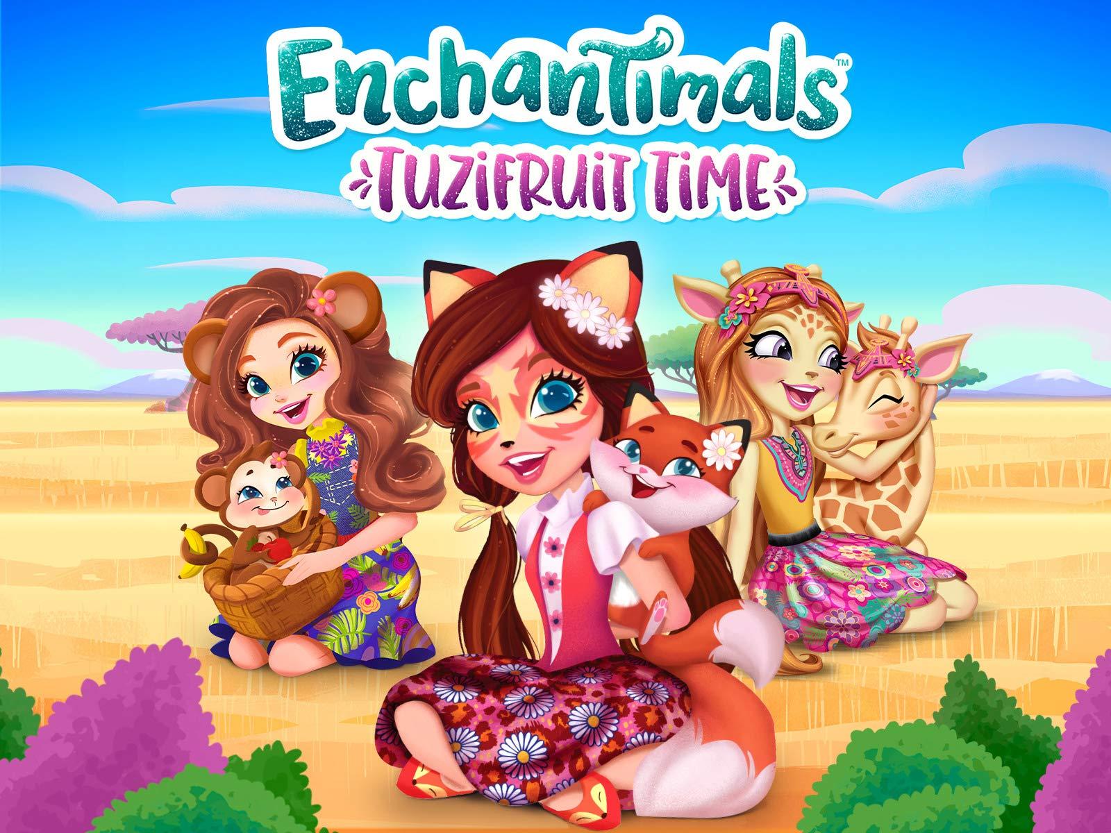 Enchantimals: Tuzifruit Time