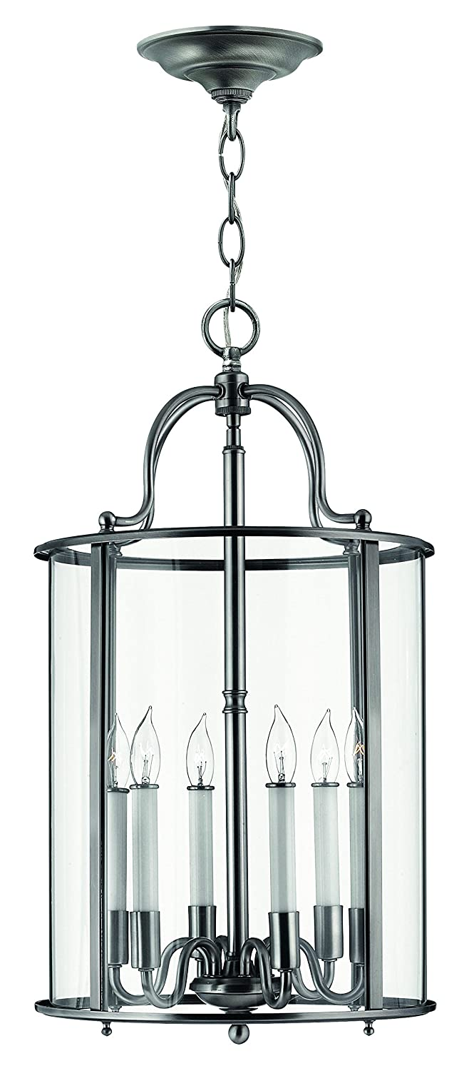 Amazon.com: Hinkley Lighting h3478 6 luz interior farol ...
