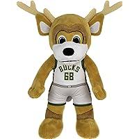 "Bleacher Creatures Milwaukee Bucks Bango 10"" Mascot Plush Figure - A Mascot for Play Or Display …"
