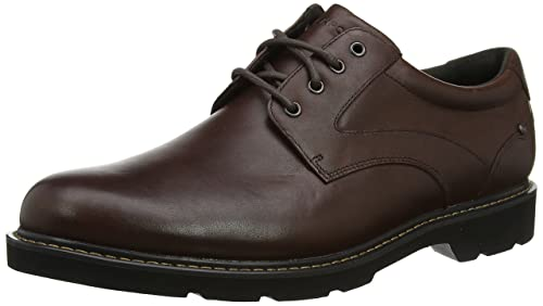 Rockport Men's Charlesview Lace-Up Shoes - Brown (Chocolate), ...