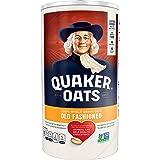 Quaker Oats, Old Fashioned Oats, 18 Oz