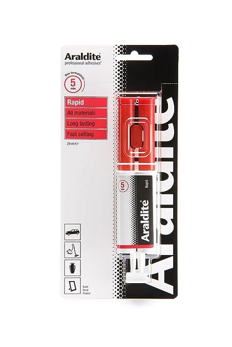 Araldite® Rapid 24ml Syringe Epoxy: Amazon co uk: DIY & Tools