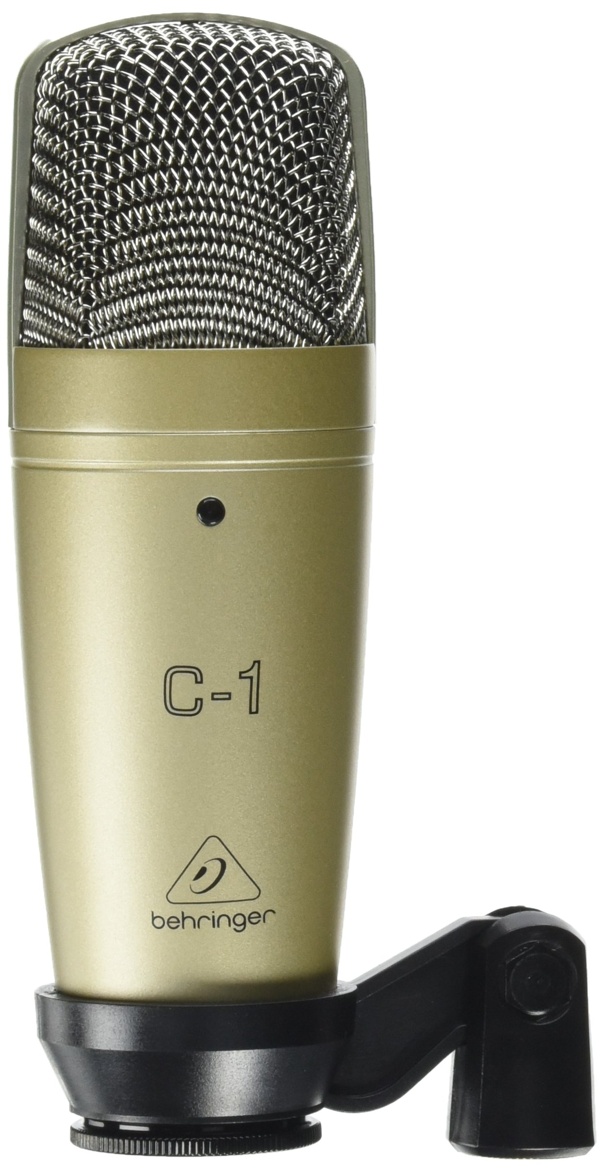 Microfono Behringer C-1 Professional Large-Diaphragm Stud...