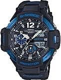 G-Shock Analog-Digital Black Dial Men's Watch - GA-1100-2BDR(G639)