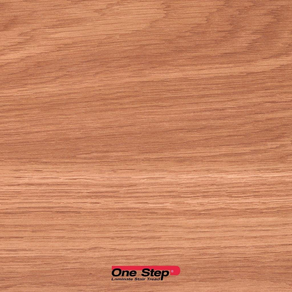 Laminate Flooring Stair Tread System 06 Kits Per Box (Red Oak)      Amazon.com