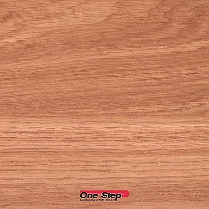 Laminate Flooring Stair Tread System 06 Kits Per Box (Red Oak)