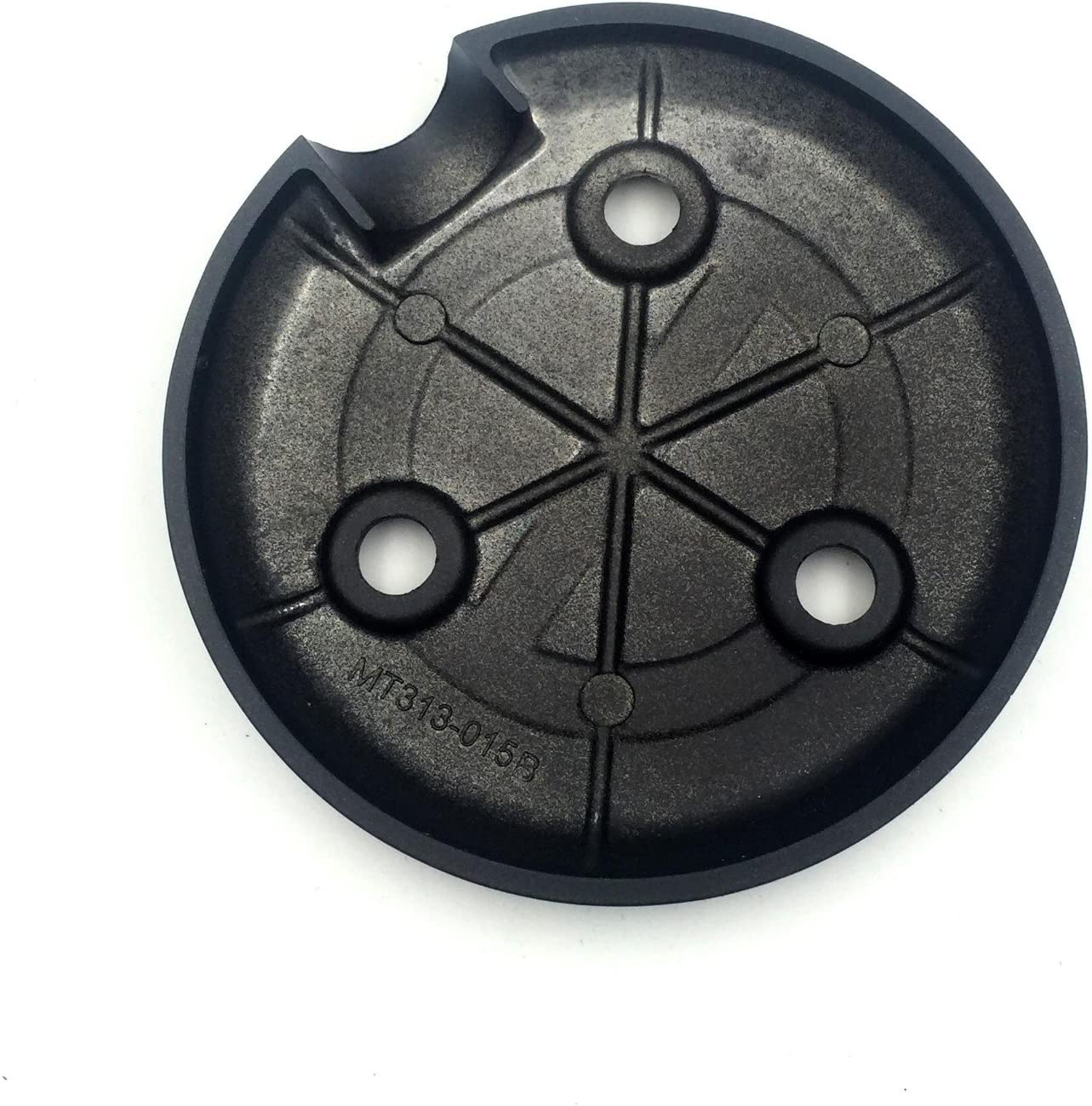 B00YWCNA7C XKMT-OEM Stytle Engine Clutch Cover Compatible With Honda Cbr900Rr 1996-1997 96-97 Black Left
