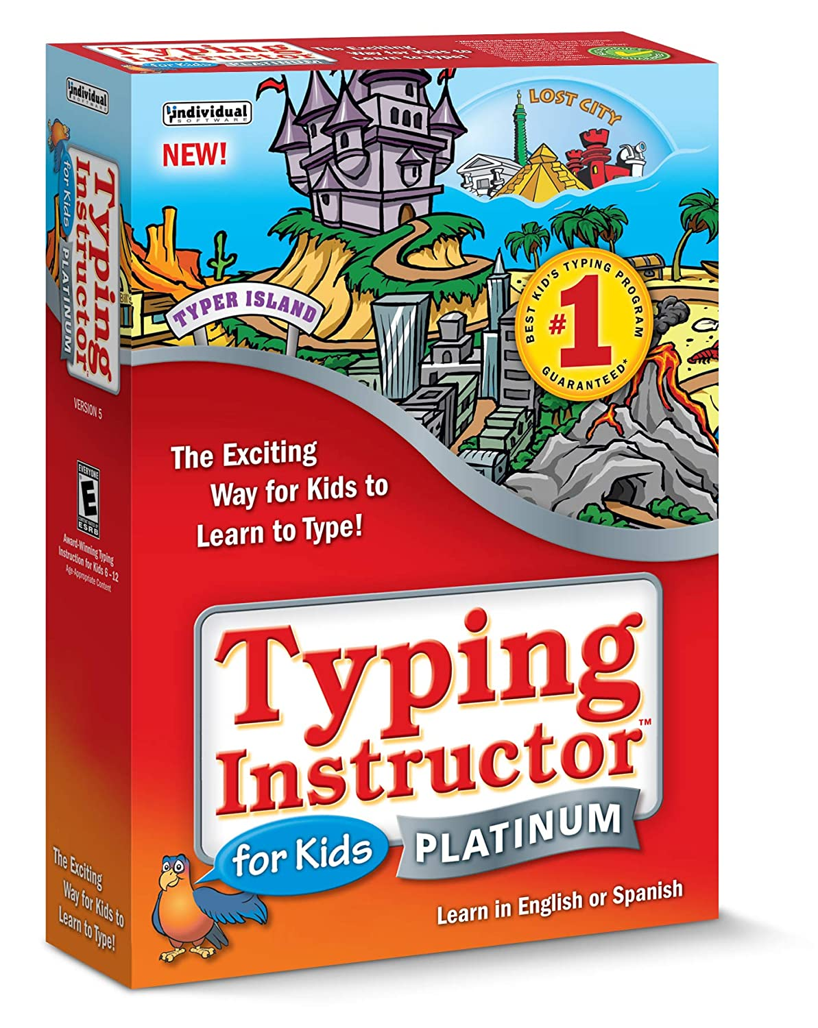 Amazon Typing Instructor For Kids Platinum 5