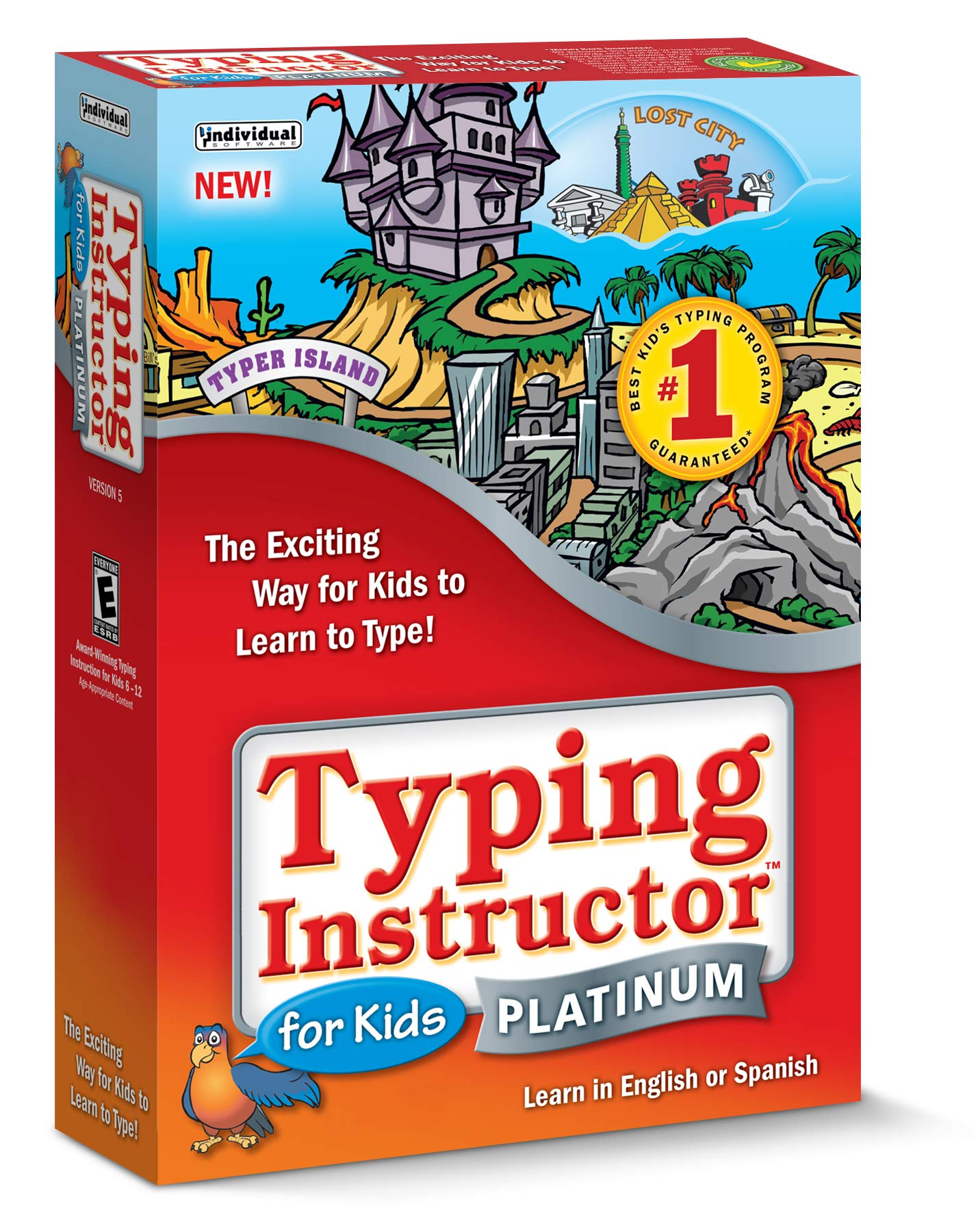 Typing Instructor for Kids Platinum 5 by Individual Software