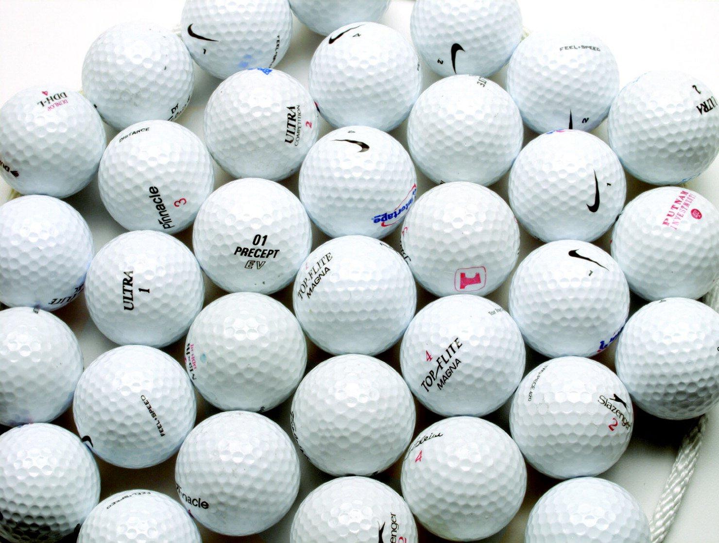 Sportime D-500 Bulk Re-Load Golf Balls