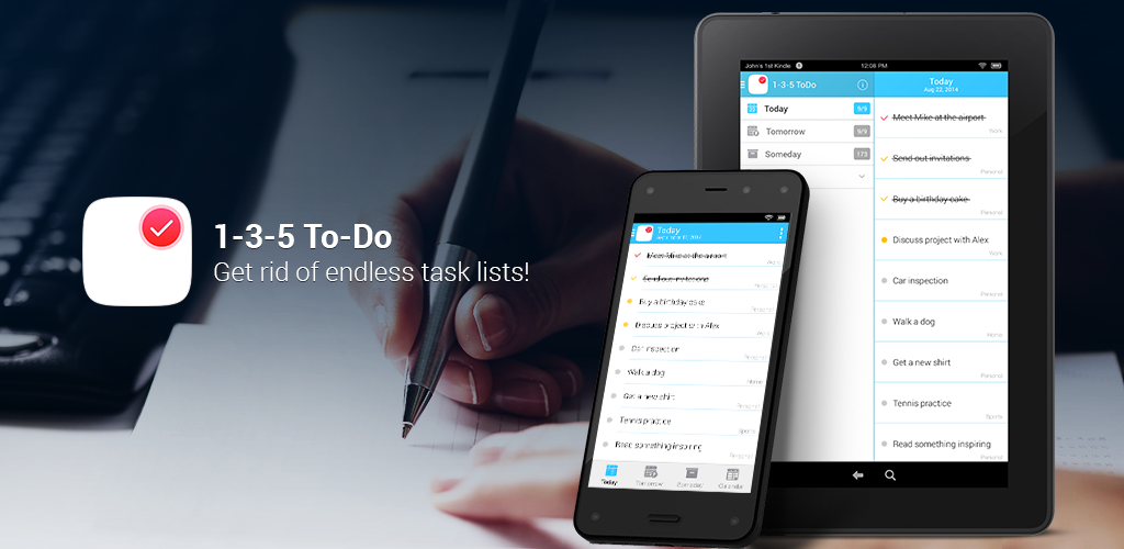 amazon com 1 3 5 to do daily todo task list time and