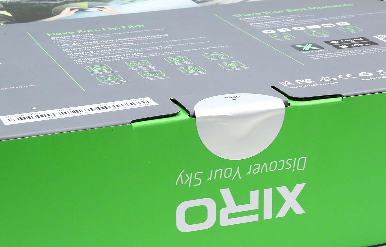 XIRO Xplorer Mini descubrimiento, Quadcopter Drone con HD cámara de vídeo y control remoto por iOS o Android App, 1 Smart vuelo recargable.