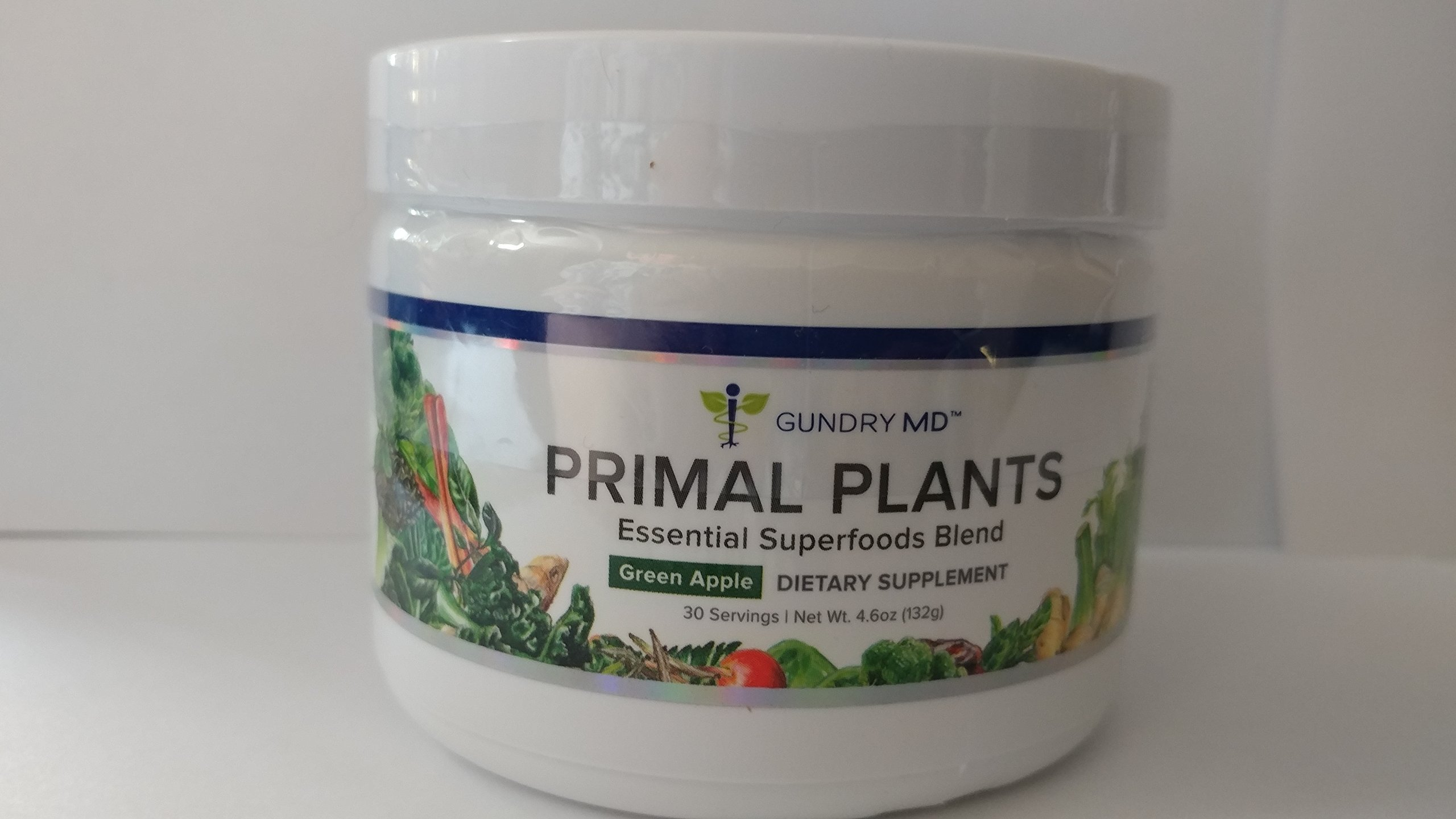 Gundry MD Primal Plants (Green Apple 30, serving 4.6 ounces)