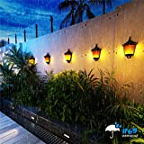 BlueFire Waterproof Solar Lights Solar Torches