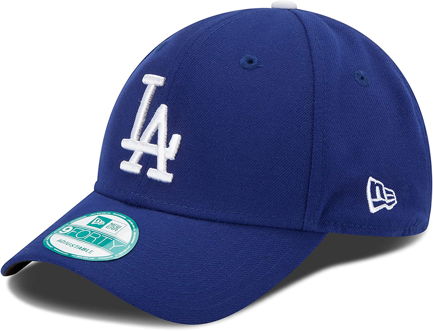 MLB Youth The League LA Dodgers 9Forty Adjustable Cap, Blue : Sports Fan Baseball Caps : Clothing