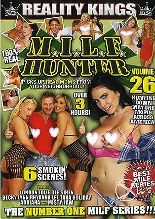 Milf hunter dvd uk delivery